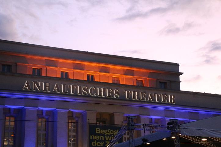 Anhaltisches Theater Dessau 2017