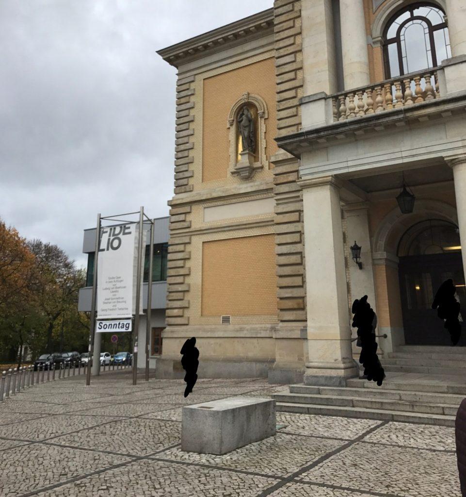 Oper Halle am 22.10.2017