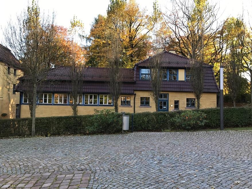 Villa Esche am 14.10.2017