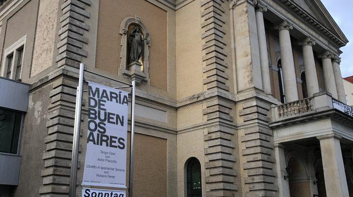 Oper Halle am 26.11.2017