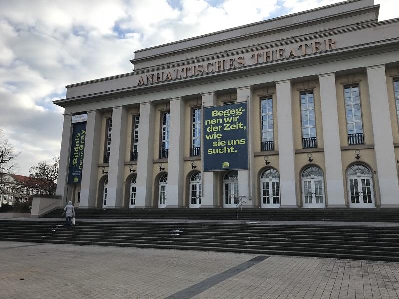 """Anhaltisches Theater Dessau zur Premiere: """"Das Bildnis des Dorian Gray"""" am 23.03.2018"""