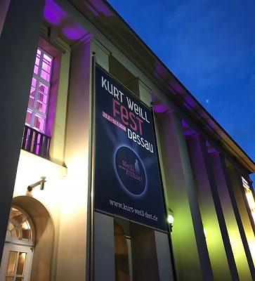 Kurt Weill Fest Dessau 2018