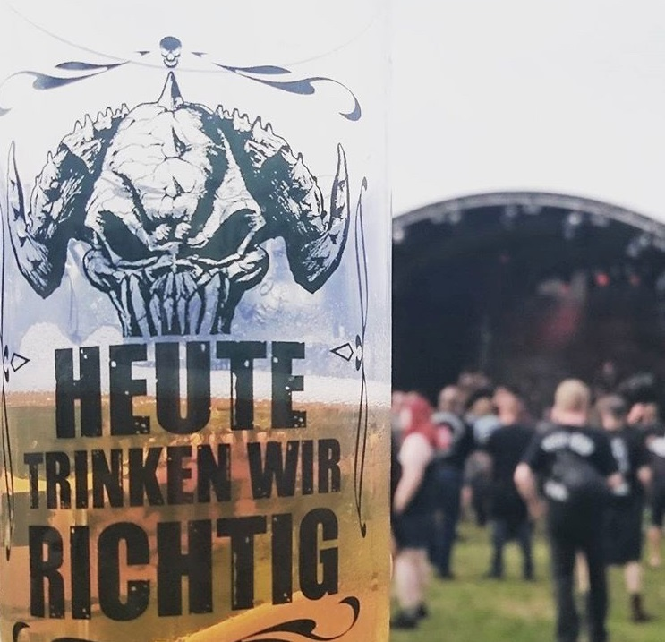 Metal Bash Neu Wulmsdorf bei Hamburg am 05.05.2018