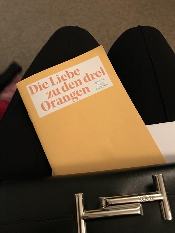 """Anhaltisches Theater Dessau Premiere """"Die Liebe zu den drei Orangen"""" am 27.04.2018"""