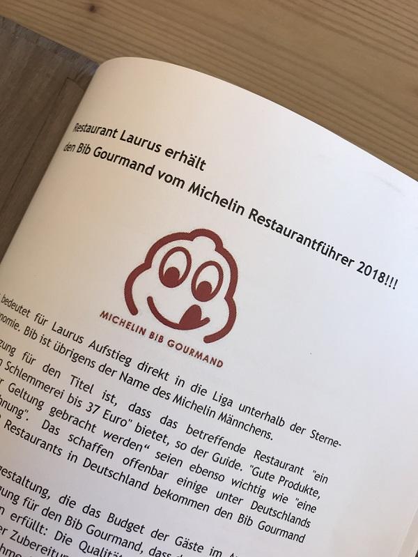 Ein Bib für das Laurus Vital in Hartmannsdorf bei Chemnitz.