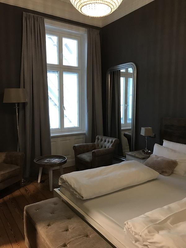 Hotel Alsterblick in Hamburg 23.06.2018.