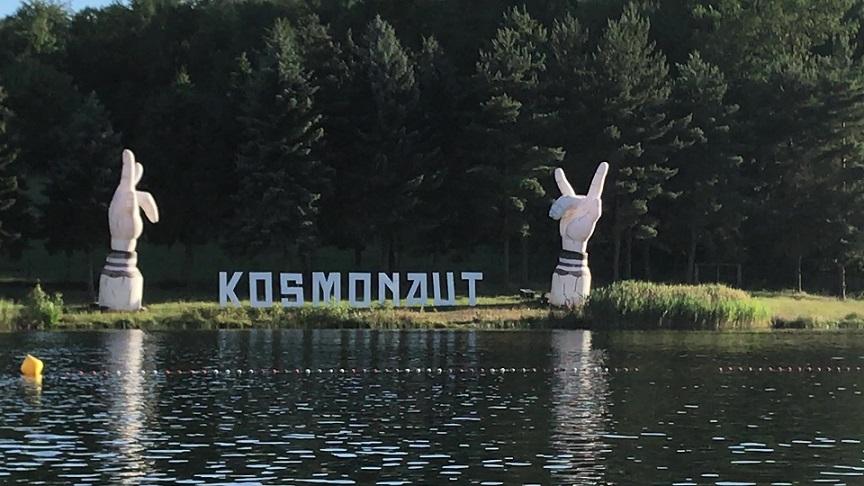 Kosmonaut Festival am 30.06.2018.