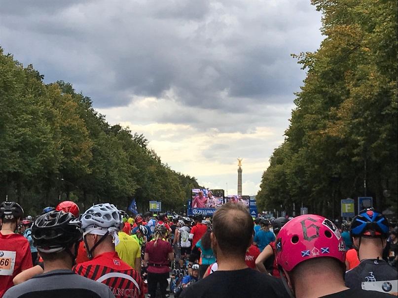 Berlin Matarthon 2018.