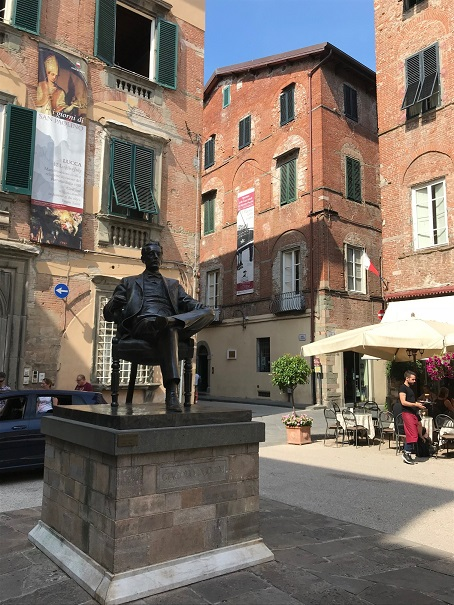 Puccini in Lucca