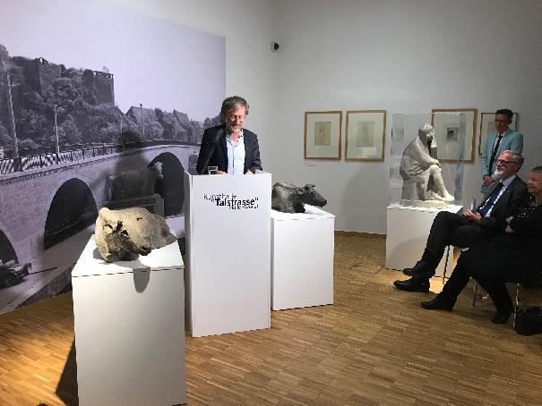 Gerhard Marcks Kulturspalte