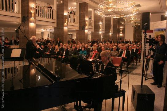 Friedhelm und Axinia Schönfeld - Kurt Weill Fest 2009 - Eröffnung