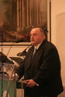 Friedrich Holtmann - Eröffnung Kurt Weill Fest 2009