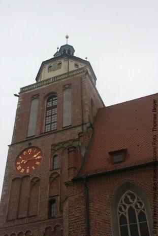 Marienkirche Dessau - Kurt Weill Fest 2009