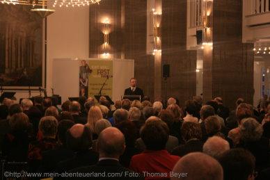 Klemens Koschig - Eröffnung Kurt Weill Fest 2009