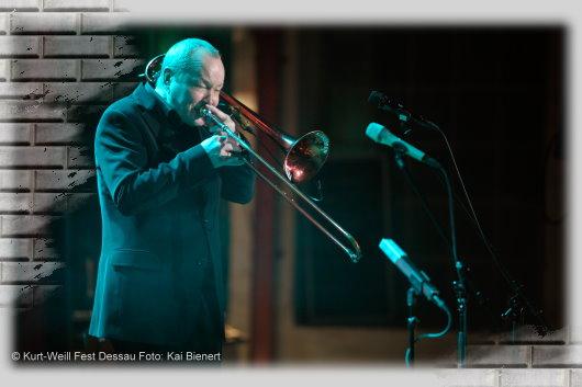 Nils Landgren - Kurt Weill Fest 2009