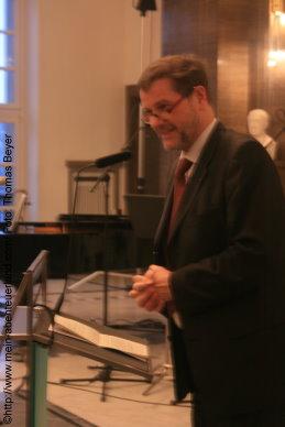 Prof. Dr. Jan-Hendrik Olbertz - Eröffnung Kurt Weill Fest 2009