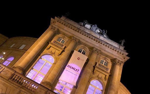 Oper Chemnitz am 08.12.2018 zu Hamlet