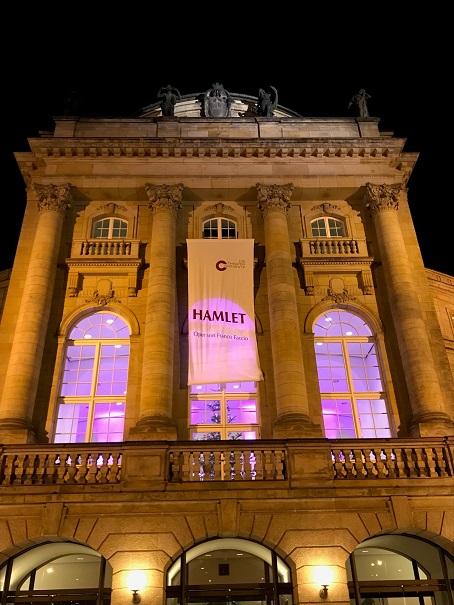 Oper Chemnitz am 08. Dezember 2018