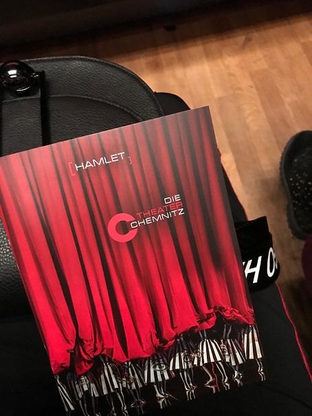 Hamlet an der Oper Chemnitz