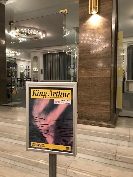 King Arthur - Anhaltisches Theater Dessau 2019