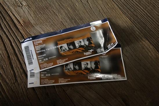 Tickets Bilderbuch