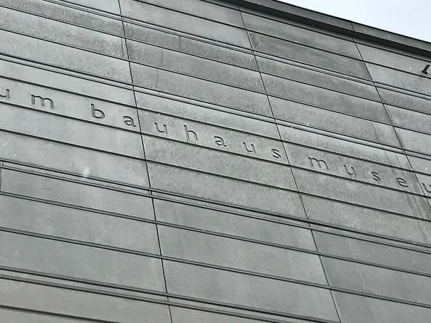 Bauhausmuseum Weinmar.