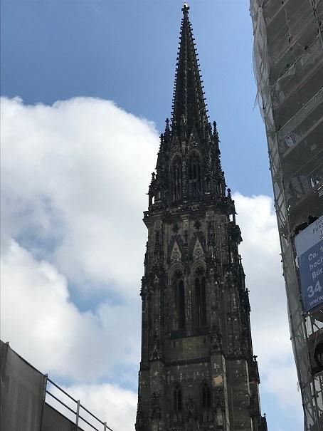 St. Nokolai in Hamburg