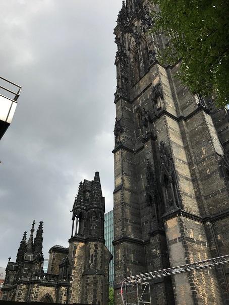St. Nikolai in Hamburg