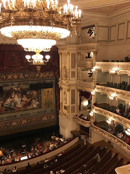 Semperoper Dresden am 23.06.2019. Kulturspalte.