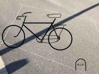 Nachruf Fahrrad
