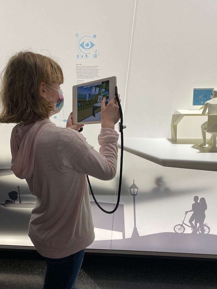 VR-Technologie - FUTURIUM Berlin