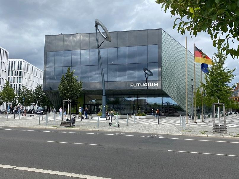 Das FUTURIUM in Berlin - Kulturspalte