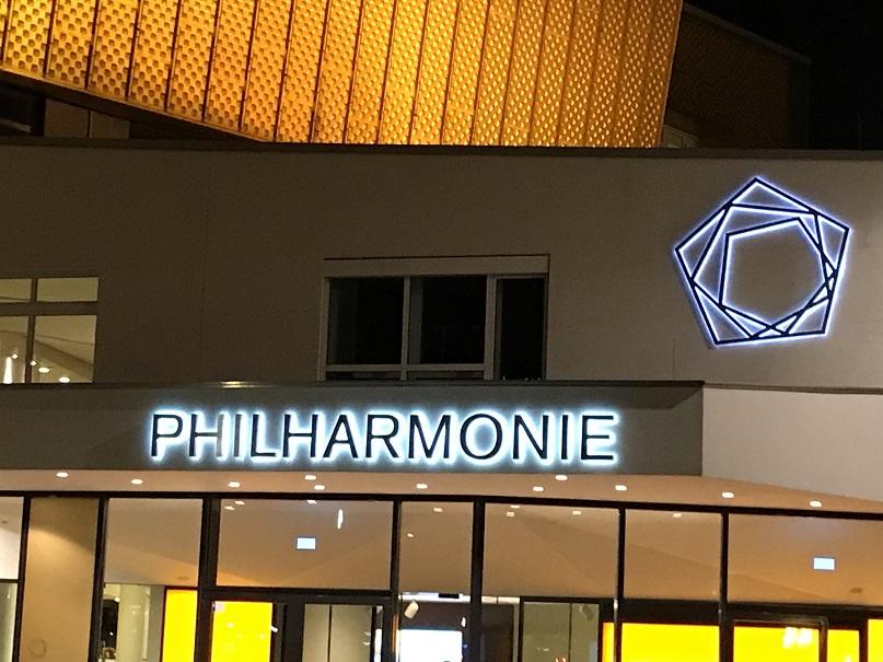 Philharmonie Berlin - Kulturspalte