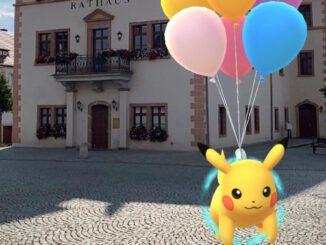 Go go go Pokémon go